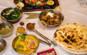Le menu Jaffna