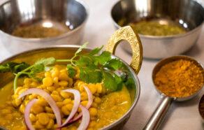 Restaurant Bombay Rennes Curry de lenilles