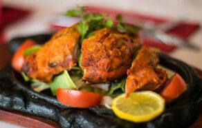 Restaurant Le Bombay Rennes Poulet Tandoori